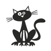 12-Katze