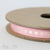 Webband Box Stitch - rosa