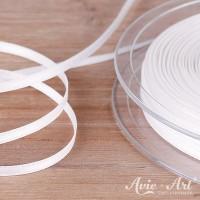 Satinband 3mm weiß für Hochzeiten und Taufe