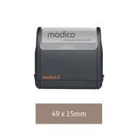 Modico Flashstempel M3 - schwarzes Gehäuse