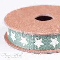 Webband magic star - grün