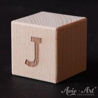 Buchstabenwürfel J