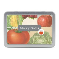 "Cavallini & Co, Sticky Notes ""Garden"" Haftnotizen"