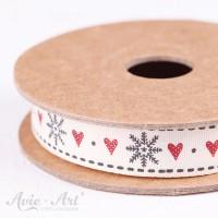 Webband snowflake stitch