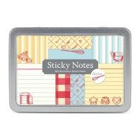 "Cavallini & Co; Sticky Notes ""Kitchen"" Haftnotizen"