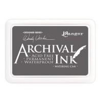 Archival Ink wasserfestes Stempelkissen - watering can