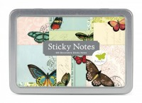 "Cavallini & Co; Sticky Notes ""Butterflies"" Haftnotizen"