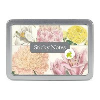 "Cavallini & Co, Sticky Notes ""Fleur"" Haftnotizen"