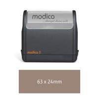 Modico Flashstempel M5 - schwarzes Gehäuse
