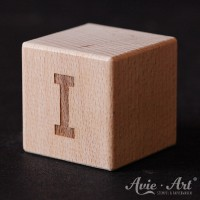 Buchstabenwürfel I