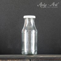 Glasflasche mit Schraubdeckel - 260 ml