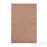 25 braune Papiertüten - 105 x 150 mm  (Gr. 3)
