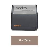 Modico Flashstempel M4 - schwarzes Gehäuse