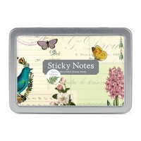 "Cavallini & Co Sticky Notes ""Flora & Fauna"" Haftnotizen"