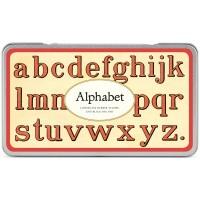 Stempelset Alphabet a-z - Kleinbuchstaben