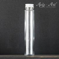 Schraubglas mit Deckel rund - 100  ml