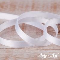 Satinband weiß 6 mm breit für Hochzeiten und Taufe