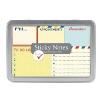 "Cavallini & Co; Sticky Notes ""To Do"" Haftnotizen"