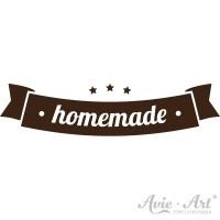 Motivstempel Banner - homemade