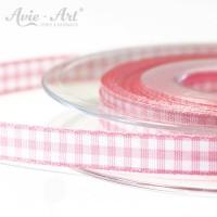 rosa farbenes Karoband 10 mm