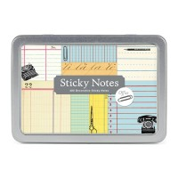 "Cavallini & Co; Sticky Notes ""Office"" Haftnotizen"