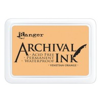 Archival Ink wasserfestes Stempelkissen - venetian orange
