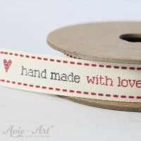 Webband Handmade with Love