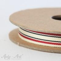 Webband Deckchair Stripe - rot