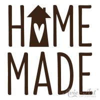 Motivstempel - Homemade eckig